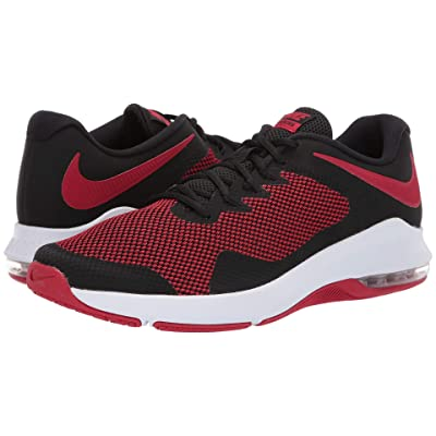 Nike Air Max Alpha Trainer (Black/Gym Red) Men