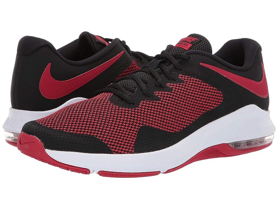 Nike Air Max Alpha Trainer (Black/Gym Red) Men