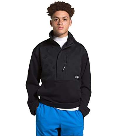 The North Face Graphic Collection Pullover Jacket (TNF Black) Men