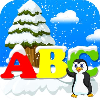 Snowfall ABC's for Toddler and Kindergarten Free