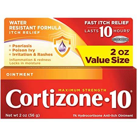 Cortizone Maximum Strength Ointment, 2 Ounce