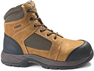 Kodiak Men's 6-Inch Trakker Waterproof Composite Toe Hiking Boots