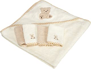 washcloth teddy bear