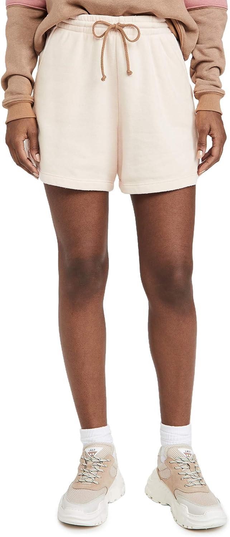 DONNI Baltimore Mall Fees free!! Women's Vintage Shorts Fleece