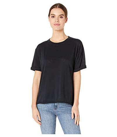 Free People Cassidy Tee (Black) Women