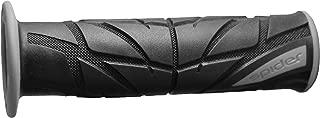 Spider Peak Dual Density Motorcycle Grip Performance Graphite/Black