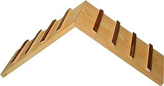 NATURE Träbro för burutgång; bxh 17 x 20 cm