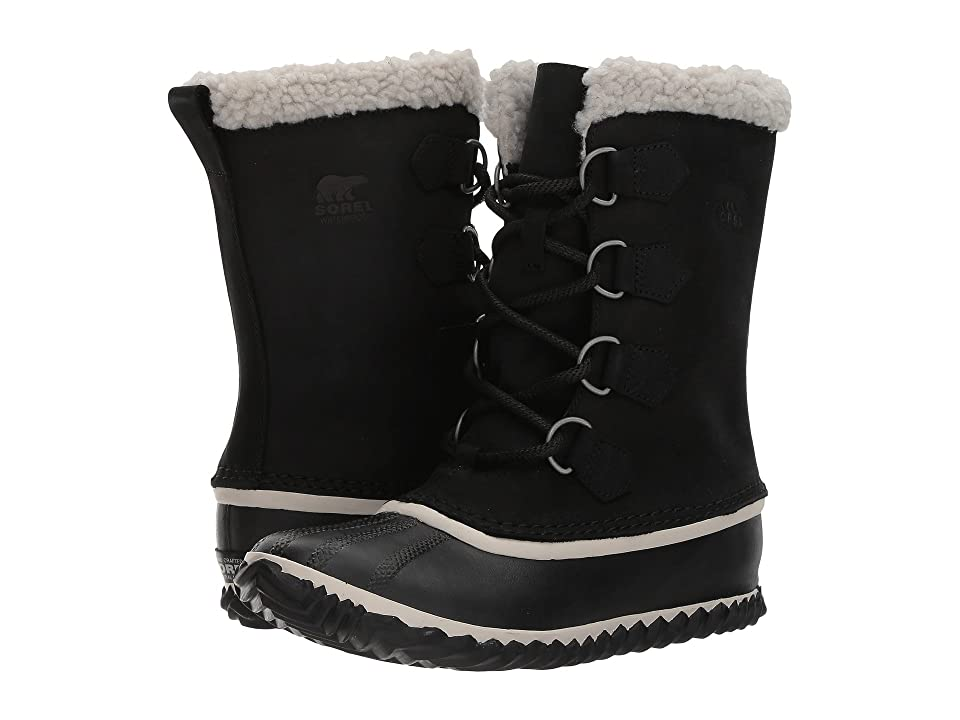 SOREL Caribou Slim (Black) Women
