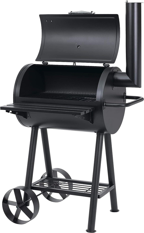Grigliare e affumicare Come Un Professionista Barbecue a carbonella Barbecue a carbonella Tepro affumicatore