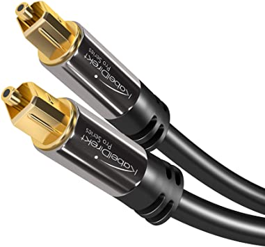 Kabeldirekt Optical Digital Audio Cable