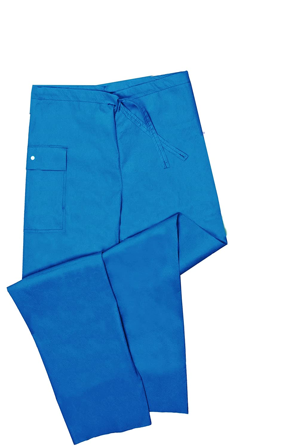 Molnlycke Barrier Scrub Pant Drawstring Sales for sale Small Pants 21710 National products Blue
