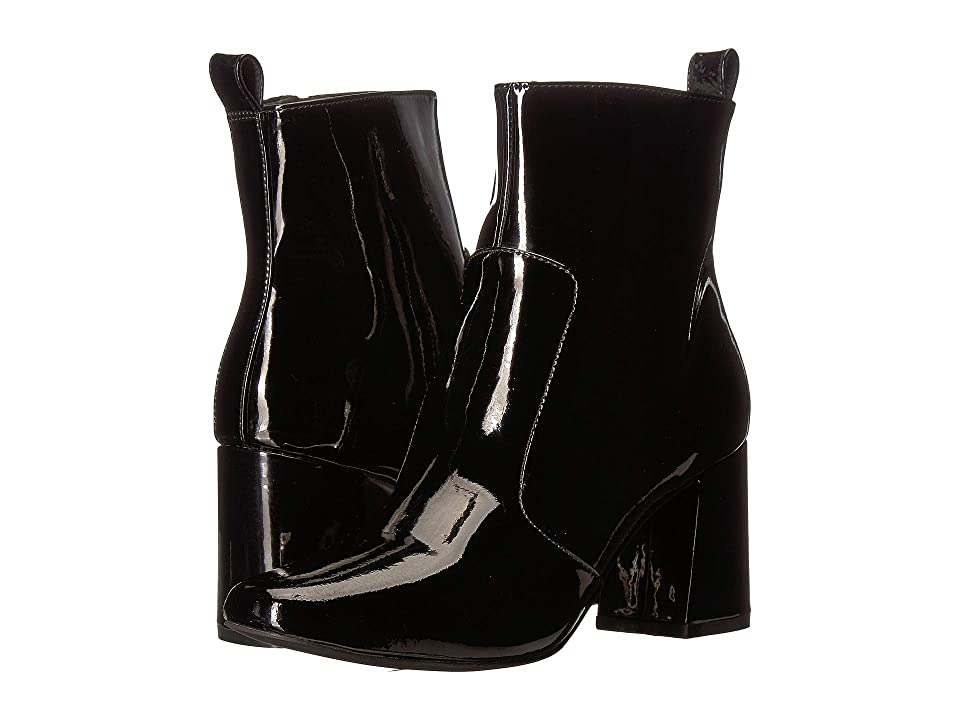 Sol Sana Cecile Boot (Black Patent) Women