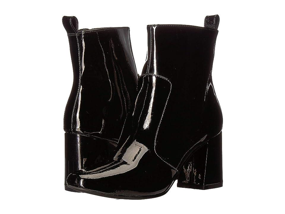 Sol Sana Cecile Boot (Black Patent) Women