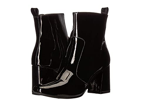 Cecile Boot, Black Patent