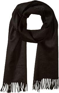 Hugo Boss Men's T-scottas Knitted Wool Scarf