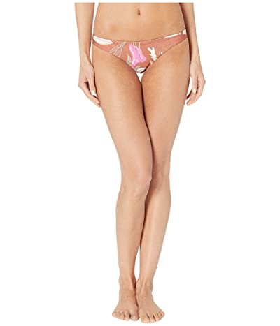Hurley Quick Dry Domino Surf Bottoms (Dusty Peach) Women