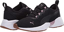 Puma Black/Puma Black/Elderberry