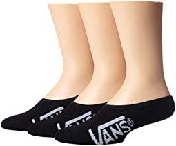 Vans - Classic Super No Show 3 Pair Pack