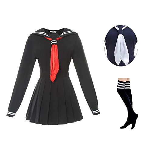 Japanese School Uniform Gym Sportwear T-short Shorts Full Set Cosplay Costume