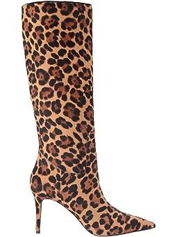 zappos leopard booties