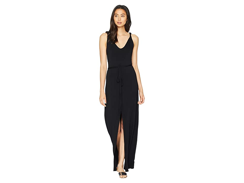 LAmade Fallon Maxi Dress (Black) Women's Dress