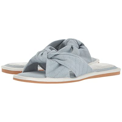 Dolce Vita Halle (Light Blue Denim) Women