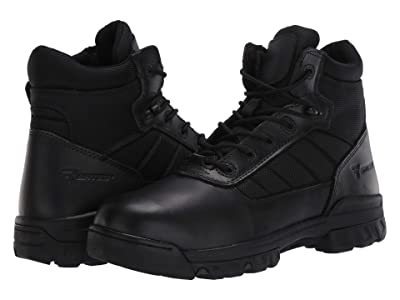 Bates Footwear 5 Tactical Sport Side Zip (Black) Men