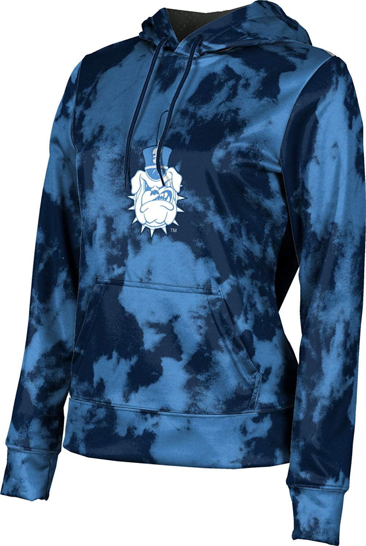 ProSphere The Citadel College Girls' Pullover Hoodie, School Spirit Sweatshirt (Grunge)