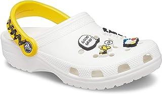 Crocs Unisex's Classic Peanuts Charm Clog