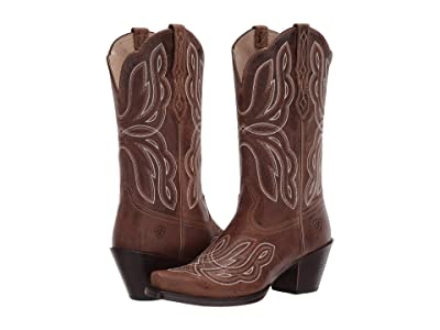 Ariat Mirabelle (Honey Tan) Cowboy Boots