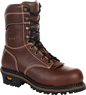 AMP LT Logger Composite Toe Waterproof Insulated Work Boot