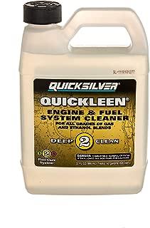 Quicksilver 8M0058681 Quickleen Engine & Fuel System Cleaner 32 Oz.