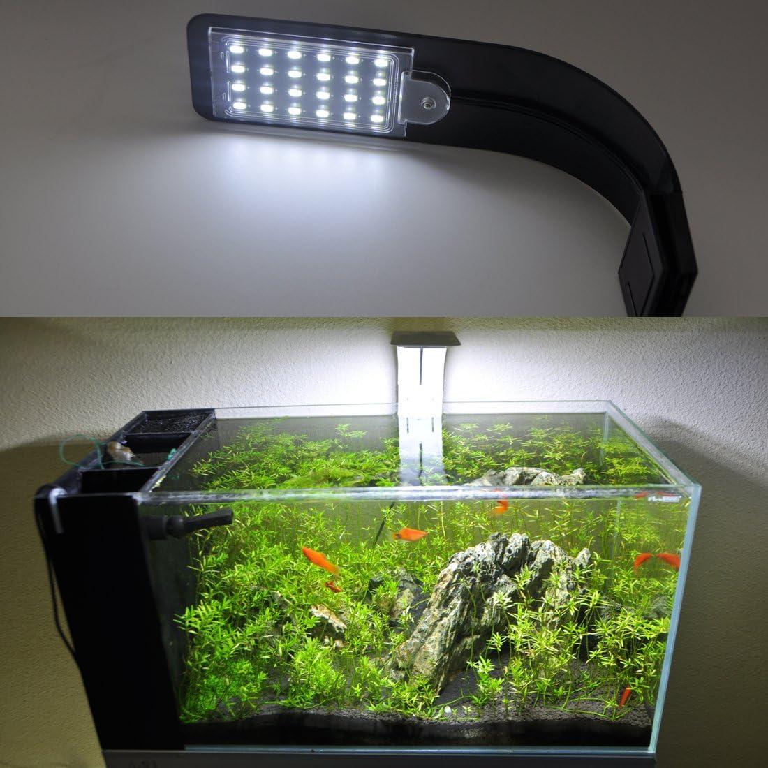 Lowest price challenge JackSuper 24 LED Aquarium Planted Full 10W Light Max 76% OFF Spectrum Plant