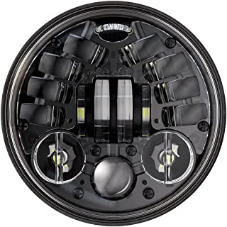 J.W. Speaker 8690A LED Headlight (BLACK)
