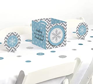 Best snowflake table decorations Reviews