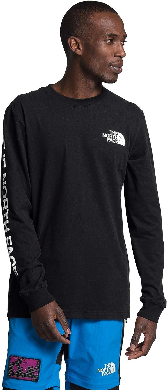 The North Face Men's TNF Sleeve Hit Long Sleeve T-Shirt
