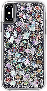 Case-Mate - iPhone XS Case - KARAT - iPhone 5.8 - Mother of Pearl - CM037732