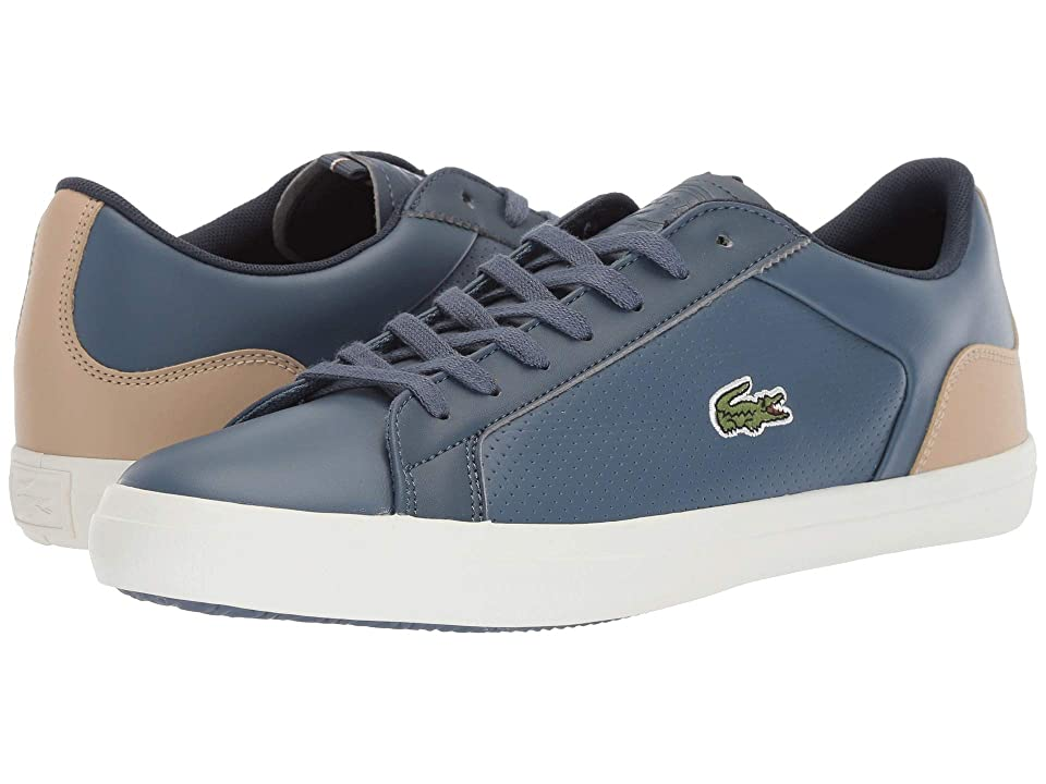 Lacoste Lerond 418 1 (Dark Blue/Natural) Men