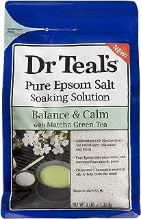 Best green tea and epsom salt bath Reviews