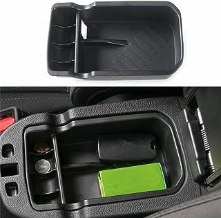 Noblik Car Contenitore Centrale di Immagazzinaggio della Scatola di Immagazzinaggio dellautomobile DellOrganizzatore per Discovery 4 Accessori Interni Automatici 2010-2016