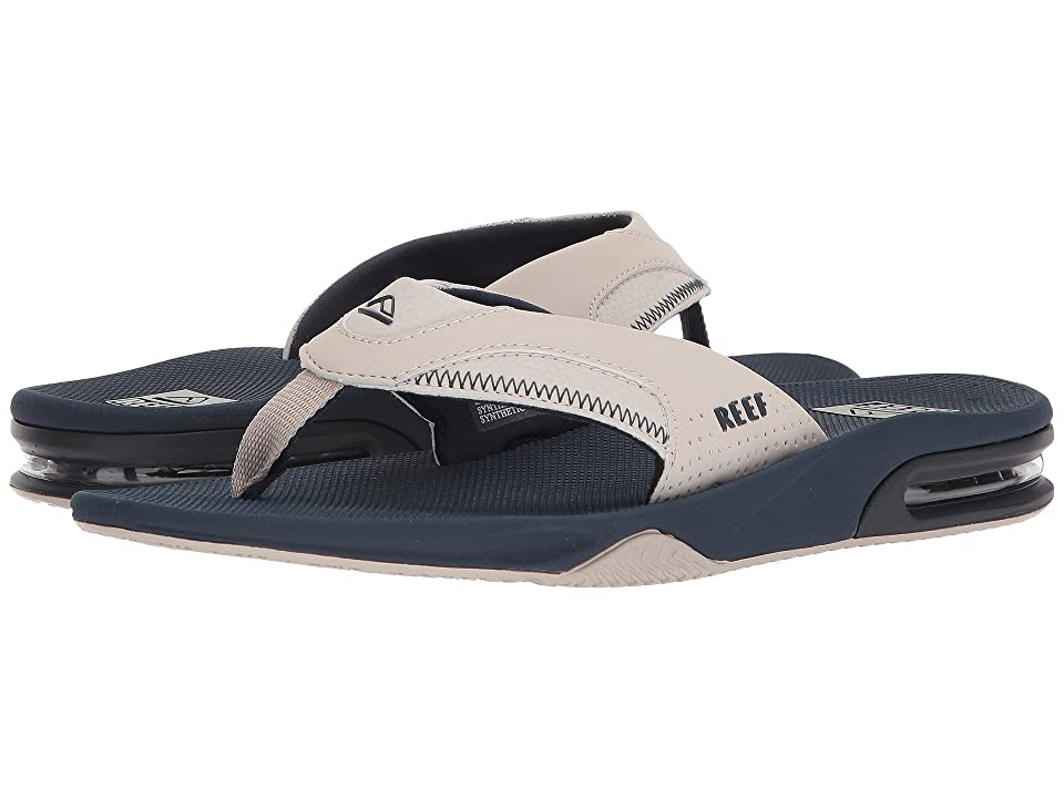 Reef Fanning (Navy/Grey) Men