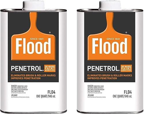 high quality FLOOD/PPG FLD4-04 outlet online sale Penetrol Additive outlet sale (1, Тwo Рack) outlet online sale