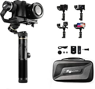 FeiyuTech G6 Plus 3-Axis Handheld Gimbal Stabilizer for Smartphone iPhone X Xs Xiao Mi Gopro Hero 6 5 Action Camera Mirrorless Camera Sony RX0 RX100