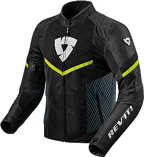 Revit | レブイット Jacket Arc Air, Black-Neon Yellow, size XXL | FJT255-1450-XXL
