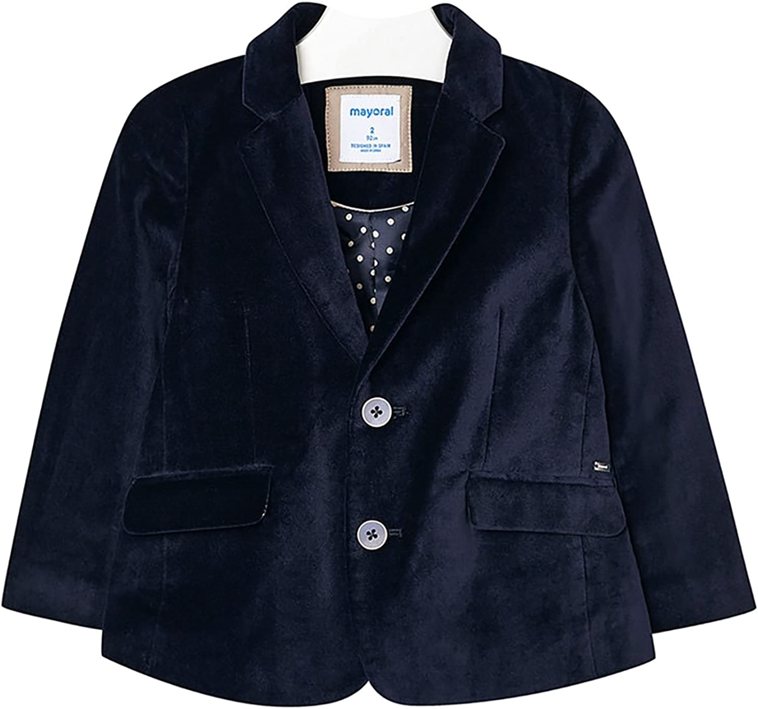Mayoral - Jacket for Price reduction Girls 4478 All stores are sold Navy