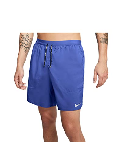 Nike Flex Stride Shorts 7 BF (Astronomy Blue/Reflective Silver) Men