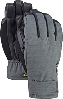 Burton Men's Waterproof, Windproof, and Breathable Reverb Gore-tex Glove with Touchscreen