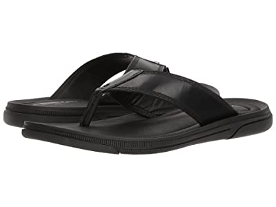 Kenneth Cole New York Yard Sandal B (Black) Men