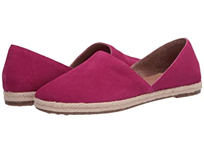 Me Too Sunny (Fuchsia Split Suede) Women