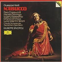 ヴェルディ Verdi ナブッコ Nabucco DGG 2741 021 DE Original